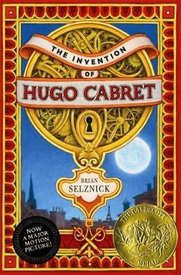 NEW The Invention of Hugo Cabret By Brian Selznick Hardcover Free Shipping