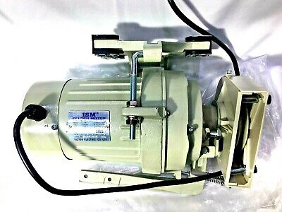 Ns412-Ism Single Phase Clutch Motor (High Speed) For Industrial Sewing Machine