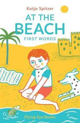 NEW At the Beach By Katja Spitzer Hardcover Free Shipping