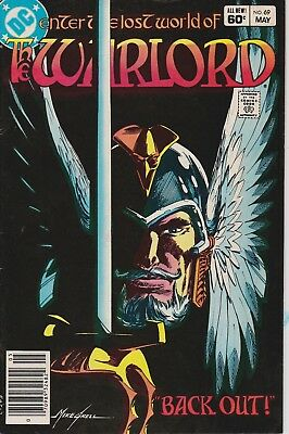 Enter the Lost World of The Warlord #69 (1983) DC Comics
