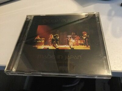 DEEP PURPLE - Made In Japan (25th Anniversary Edt.) -Live- 2 CD Set !!