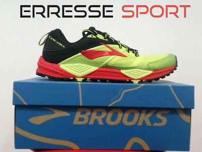 12 A5 Scarpe Trail Cross Uomo Corsa Cascadia Eur Running Brooks wZq6p