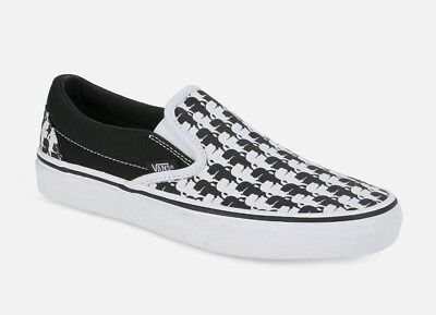 a90a7fb100 NEW VANS X Karl Lagerfeld Classic Slip-On Us Mens Size (7) Us Womens ...