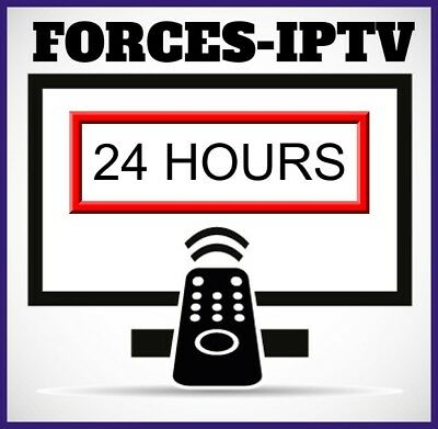 24 Hours - Iptv Subscription - 9000+ Channels + Vod | Smart Iptv | Mag Box |