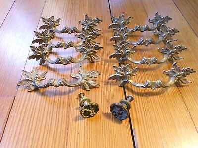 Antique Drawer Pulls Furniture Hardware