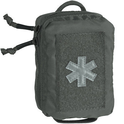 Helikon Mini Med Kit Tactical Medic Pouch Outdoor Airsoft Belt Pack Shadow Grey