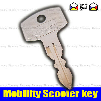 WHEELTECH Monte Carlo 4 Mobility Scooter key Spare or Replacement #SR1