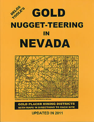 Gold Nugget-Teering Nevada Mining Geology Prospecting