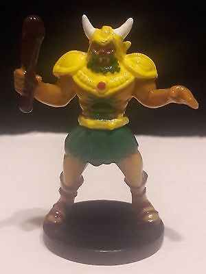 YUGIOH Dungeon Dice Monsters DDM - Japanese MOUNTAIN WARRIOR Figure only