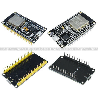 CP2102 ESP32 ESP32S 2.4GHz WiFi+Bluetooth Development Dual-Mode Antenna Module