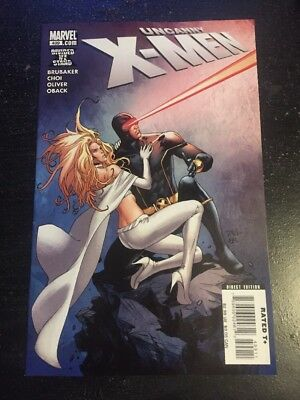 Uncanny X-men#499 Incredible Condition 9.2(2008) Choi Art!!