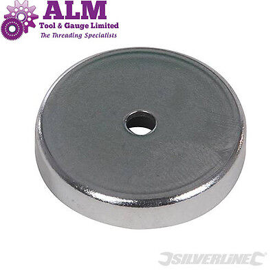 New Silverline 4 pack Ferrite Magnets Supports upto 7.2kg(16lbs)