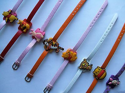 SHOE CHARM BRACELETS (V1) - inspired by CUTE CARTOON CHARACTERS