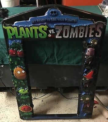 Plants Vs. Zombies Casino Slot Machine Face Cover, Impossible To Find!!!