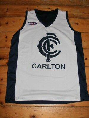 """AFL Carlton Blues Guernsey Jumper XXL 44"""" - 46"""" chest  Great condition  OS#1"""