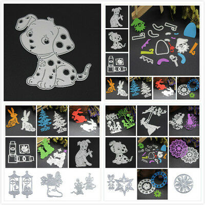 Metal Cutting Dies Stencils DIY Scrapbooking Photo Embossing Album Paper Cards