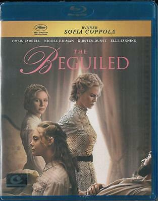 The Beguiled  (Region A) Nicole Kidman, Kirsten Dunst <Brand New Blu-Ray >