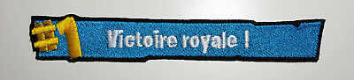 """Fortnite """"Victoire royale"""" patch Thermocollant"""