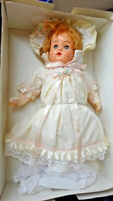 Vintage Horsman Baby Precious Doll Original Box Limited Numbered Edition 1939