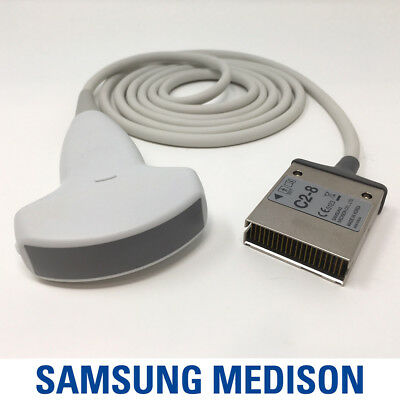 Medison C2-8 Convex Transducer Probe for Samsung PT-60 Multiple Applications
