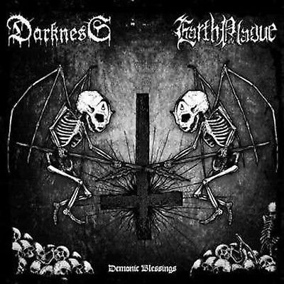 Darkness Earth Plague Demonic Blessings CD
