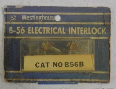 Westinghouse B-56 B56B Electrical Interlock - New