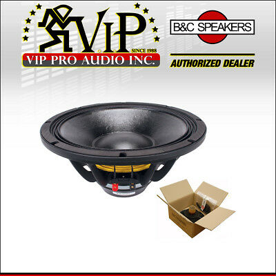 "B&C R12NW76 Recone Kit 12"" Neodymium Woofer 1000W 8Ohm PRO Speaker Free Shipping"