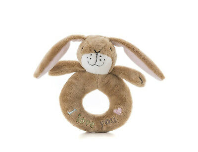 Guess How Much I Love You Ring Rattle, By Rainbow Designs
