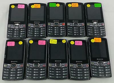 Lot of 10 Kyocera Verve S3150 Sprint QWERTY keyboard Cellphone BULK 244