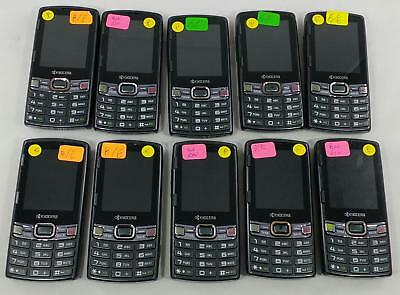 Lot of 10 Kyocera Verve S3150 Sprint QWERTY keyboard Cellphone BULK 243
