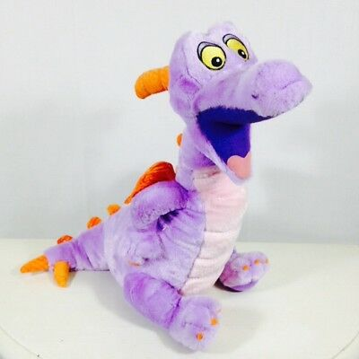 Epcot Figment Mascot Walt Disney World Parks Dreamfinder Dragon Stuffed Animal