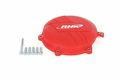 Honda CRF450R-X 2018 Red Clutch Cover Protector RHK-CCP-14