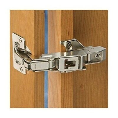 Small Cupboard Hinges Brushed Nickel Best Cabinet Door Chest 170 Degree Hardware