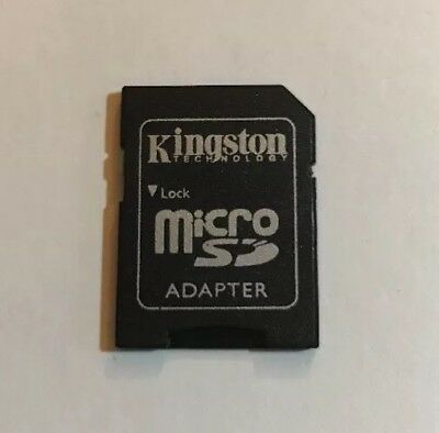 Kingston Micro SD to SD HC SDHC Memory Card Adapter Reader OEM Ships in 24 Hours