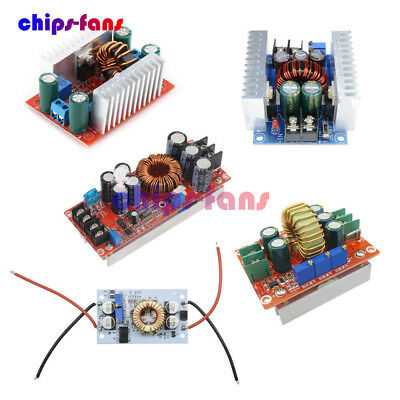 10/12/15/20A 150/250/300/400/1200W DC-DC Converter Step up Step down Buck Boost