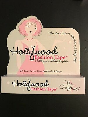 Hollywood Fashion Secrets Tape - 36 Double-sided Strips
