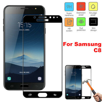 1X Genuine Tempered Glass Screen Protector Film for Samsung Galaxy S7 Edge A7 tr