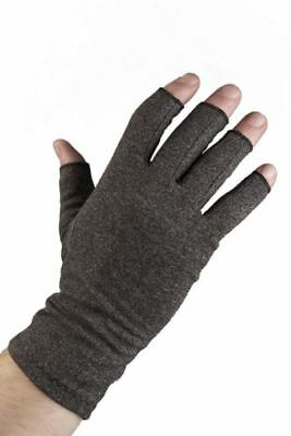 Pair Of Arthritis gloves by Pro11 wellbeing Anti Hand Pain Support Wrist Brace
