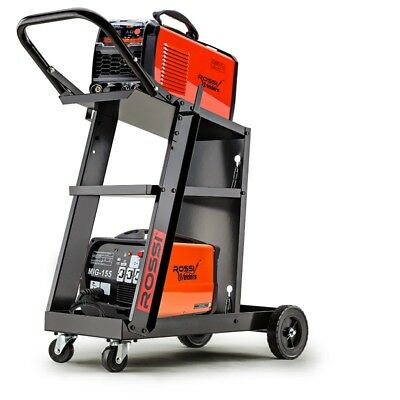 ROSSI TIG ARC Plasma Cart Bench Storage Welding Trolley