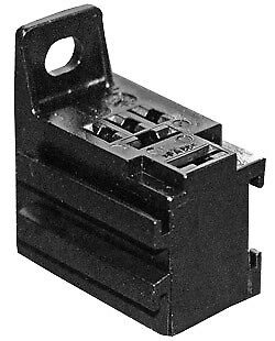 New mirco relay base, with moulded mounting bracket, car, van. lorry, UK