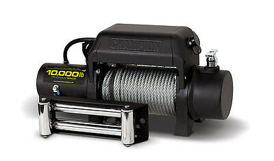 11008 - Champion Power Equipment 10000lb Truck/SUV Winch Kit