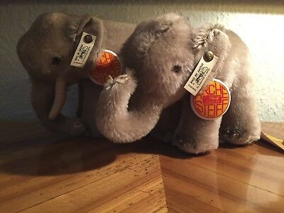 """Steiff Elefant Arche Set 038303 """"made in Germany"""""""