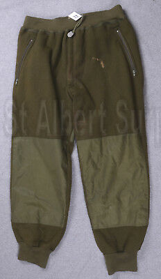 Canadian Army Fleece Pants - Sz 7038 - Winter Extreme Cold - Ha626