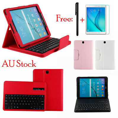 2 in1 Detachable Bluetooth Keyboard Case For Samsung Galaxy Tab S2 9.7 T810 T815