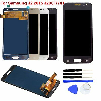 For Samsung Galaxy J2 2015 J200 LCD Display Screen Touch Digitizer Replace Parts