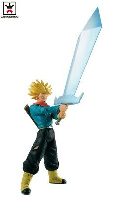 Banpresto Dragon Ball Z Super Saiyan Trunks Final Hope Slash Sword 2 Figure Set