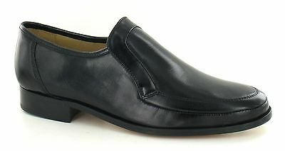 Thomas Blunt Leather Upper And Sole Slip On Shoe Baxter Business-schuhe