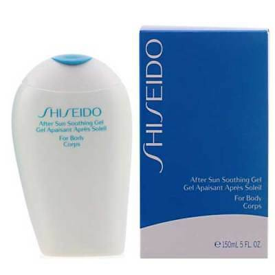 Shiseido gel After Sun soothing 150ml. gel corporal para despues del sol