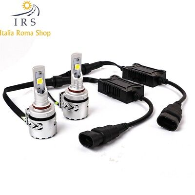 Irs-G8 Hb3 Kit  Lampada Led Xhp70  Specifica Per Faro Lenticolare 12000 Lm 6500K