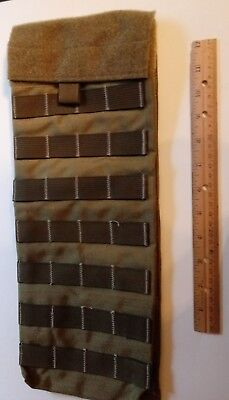 MOLLE Hydration Attachment Pouch Tan New